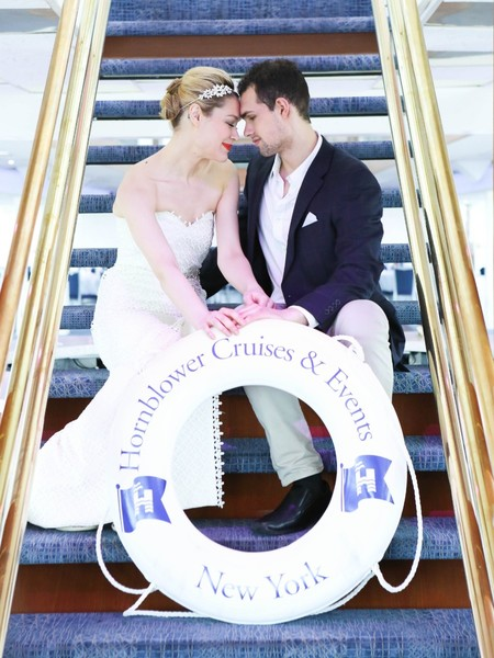 Tie the knot during Autumn or Winter with Hornblower NY!
