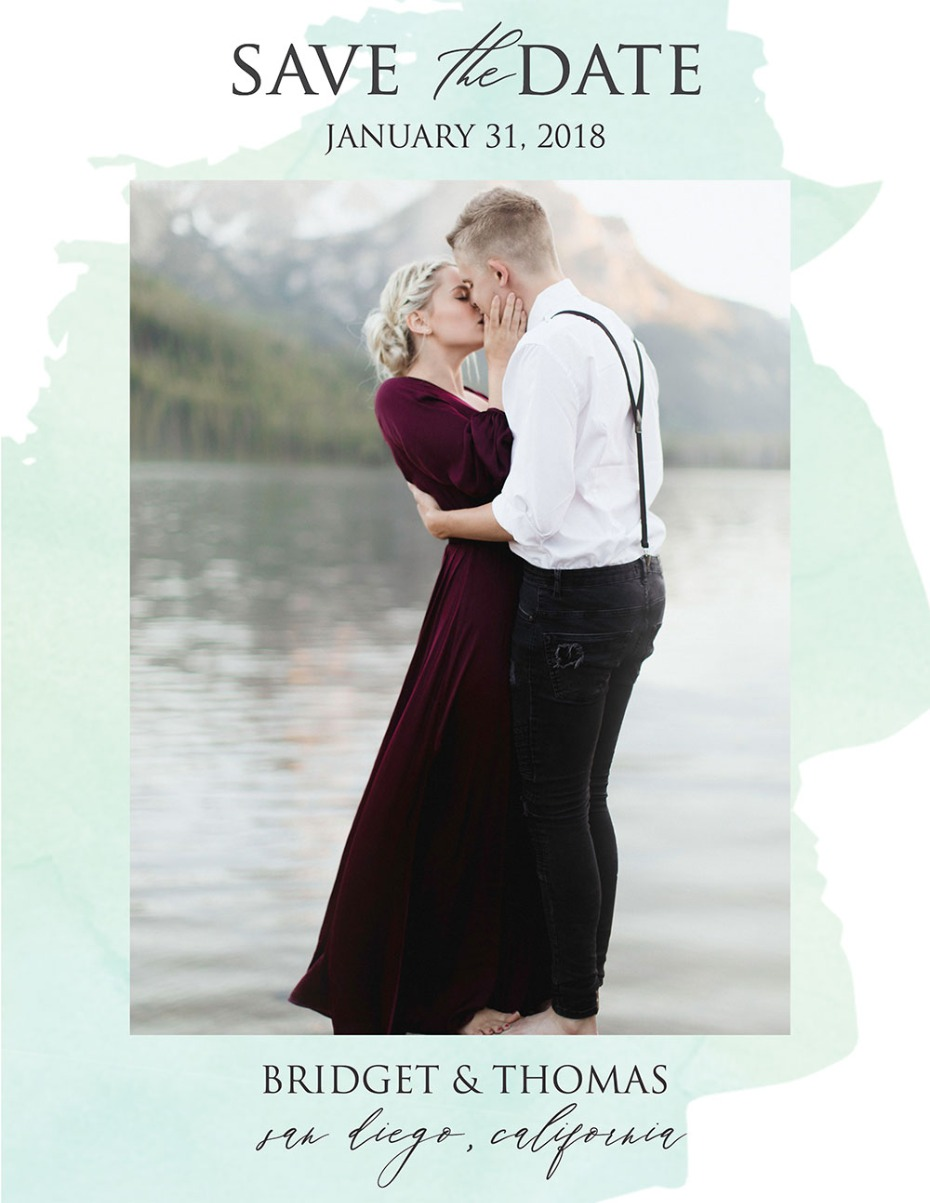 Free Save The Date Tree