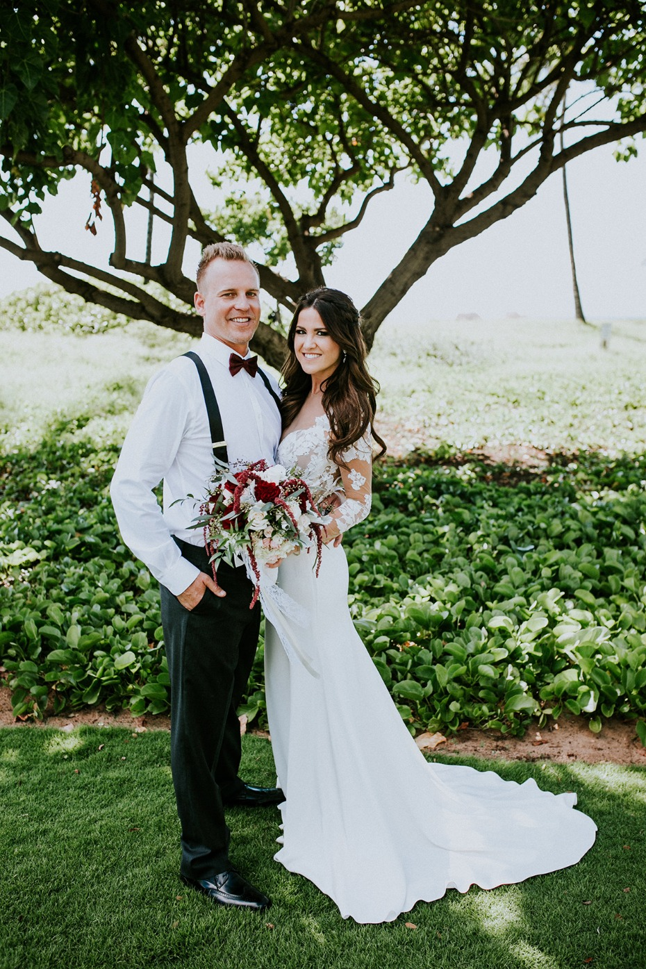 "Say ""aloha"" to this chic wedding in Hawaii"