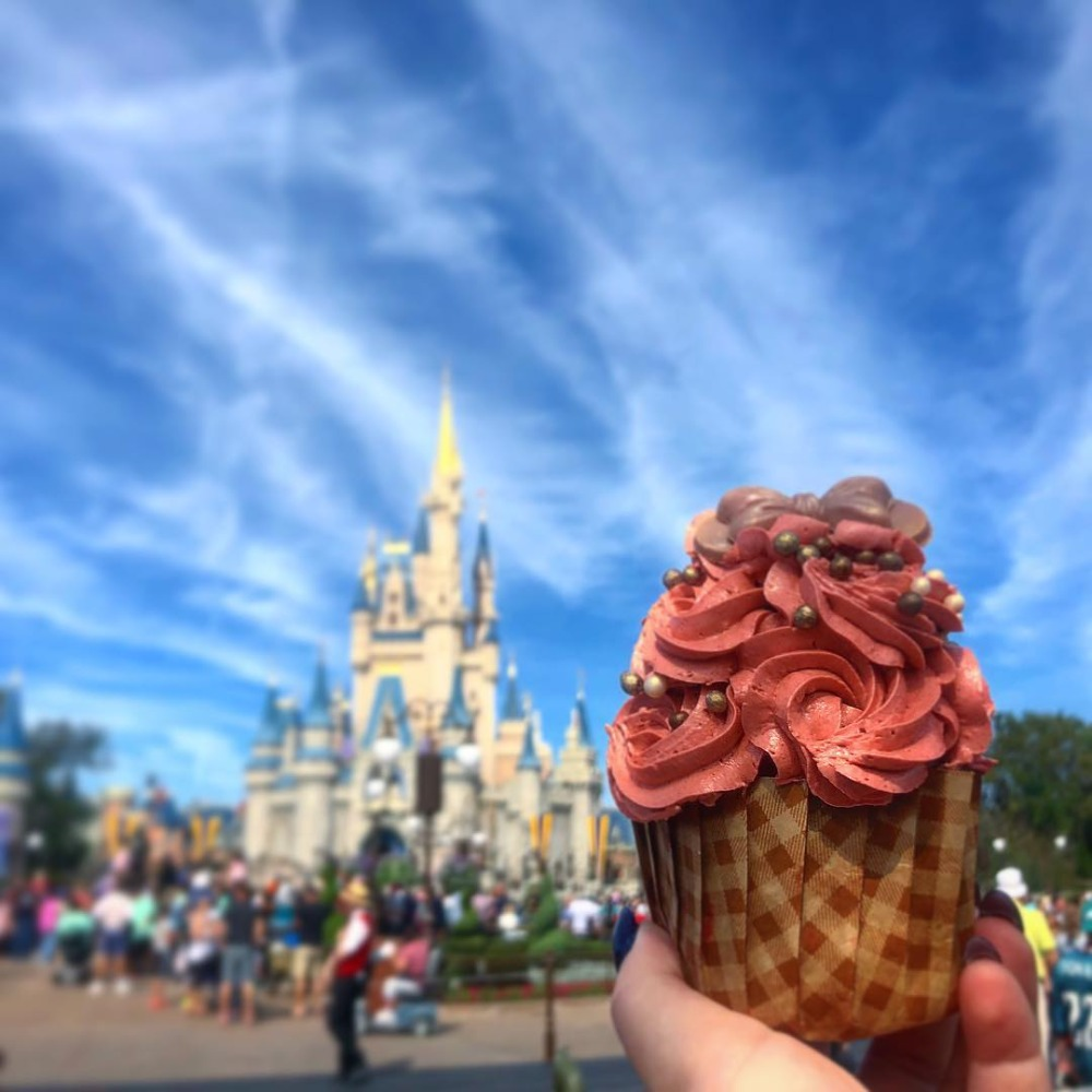 Disney Isn't Done with Rose Gold Sweet Treats Yet