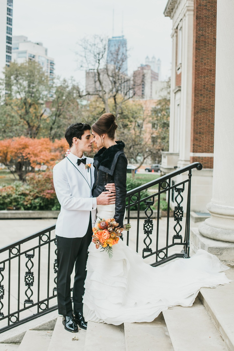 Modern wedding ideas in Chicago