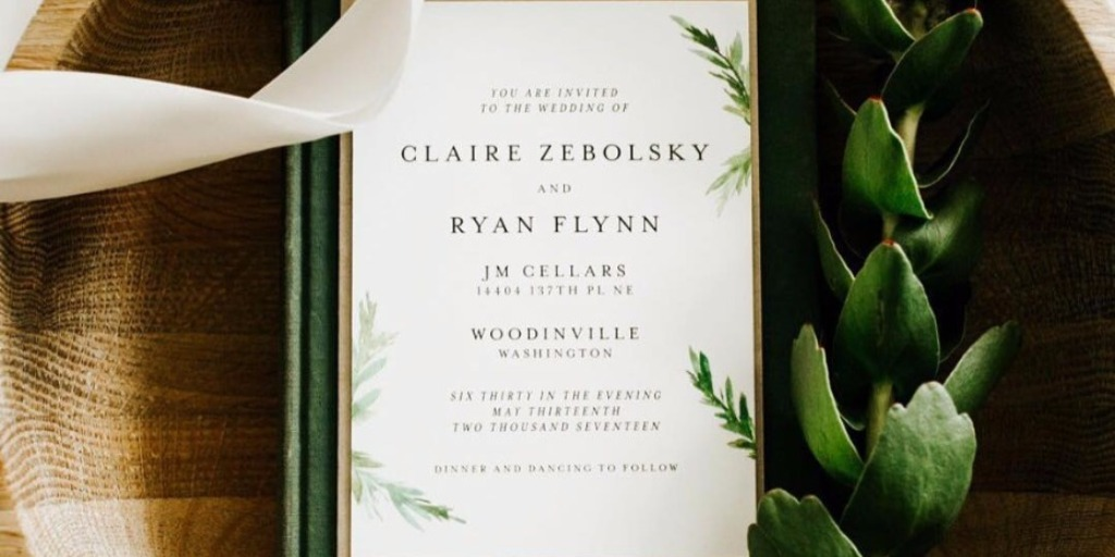 Wedding Invitations Average Cost: How Much Will My Wedding Invitations Cost?
