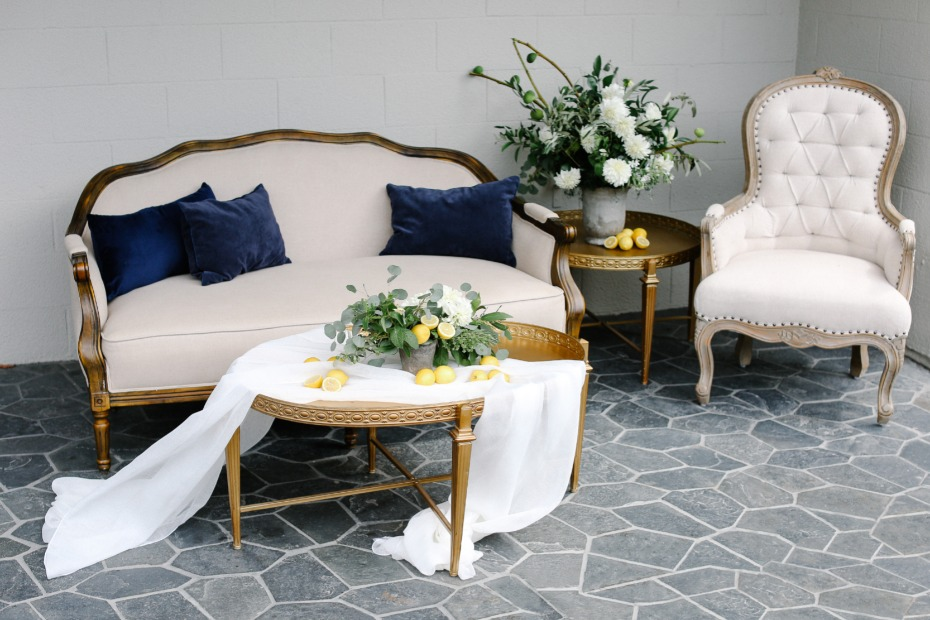 romantic wedding lounge ideas