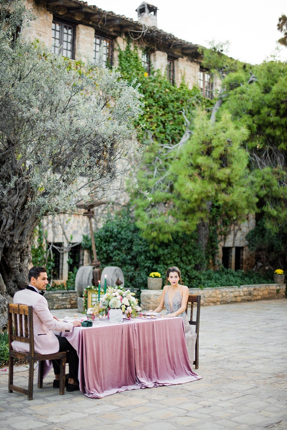 wedding ideas for your late fall Athens Greece wedding