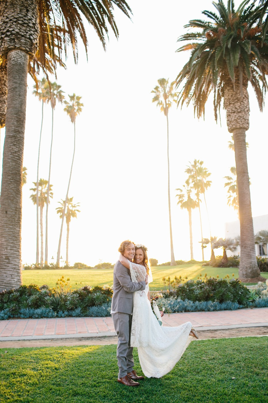 Beautiful California wedding in San Clemente