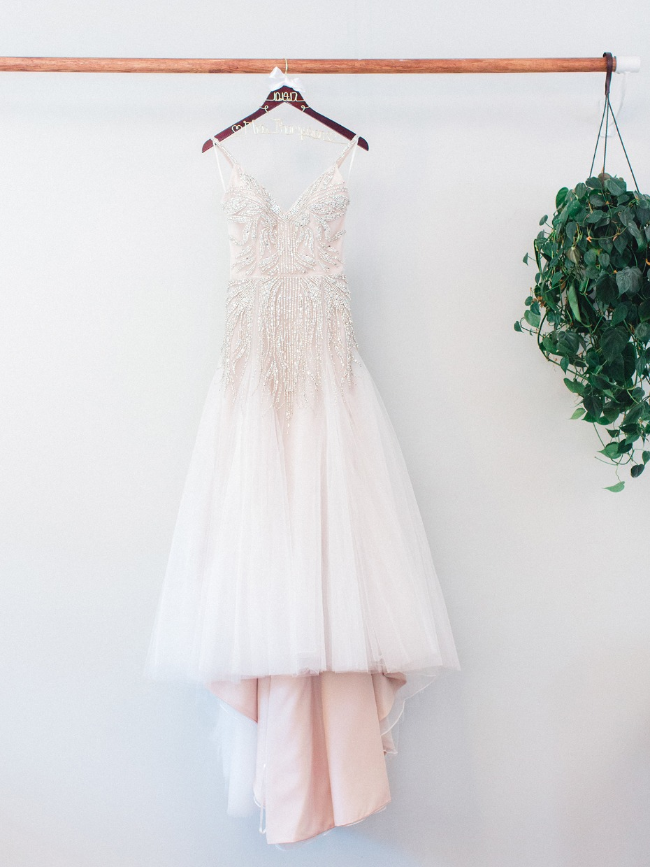 The Comet dress from Hayley Paige