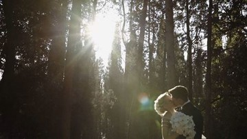 Inspiration Image from Alessandro Pardi Wedding Films