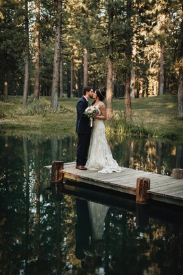 Chalet View Lodge is The Place to Have a Destination Wedding