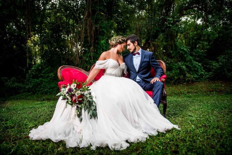Book Your Wedding at #BakersRanch between February 11 and February 28 and get $500 gift certificate toward A La Carte items purchase