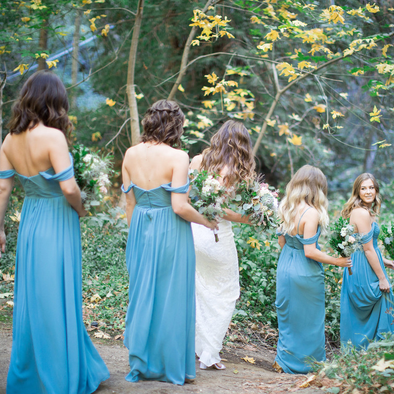 Forever thankful for the bridesmaid babes who have our backs, every step of the way.💙