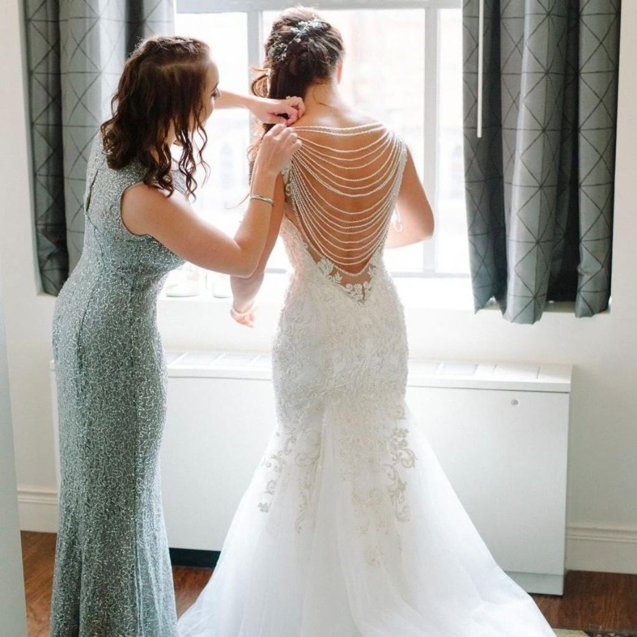 Pre Owned Wedding Gowns: 4 Reasons Pre-Owned Wedding Dresses Are A Total 'I Do' DO
