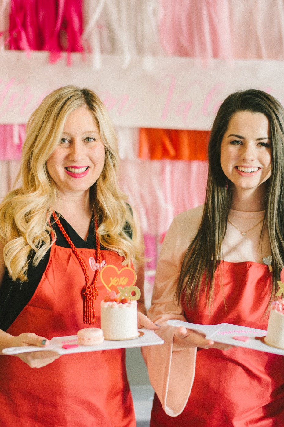 cake decorating party for your bridal shower