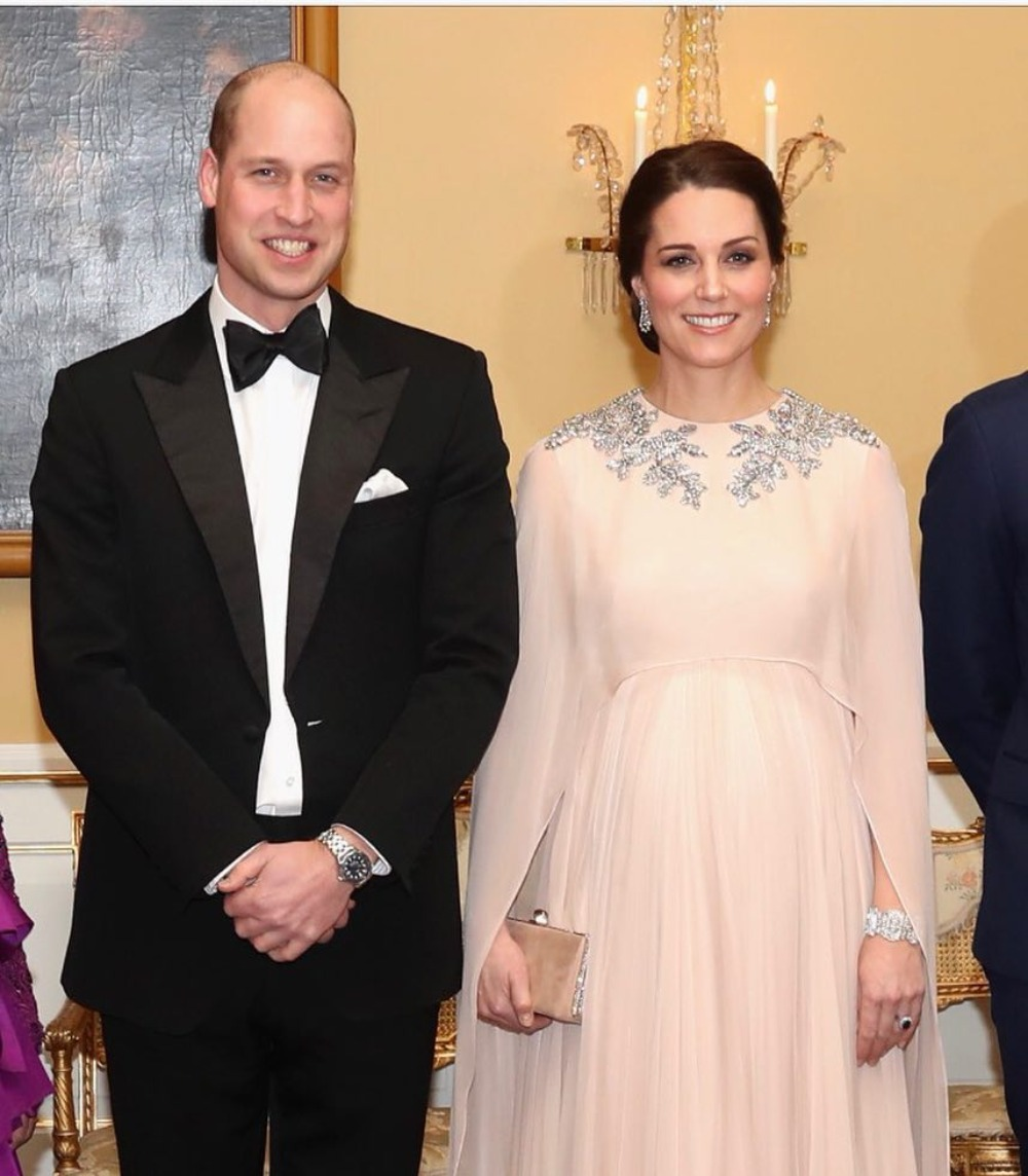 Kate Middleton\'s Goddess Gown is Beyond Wedding Worthy