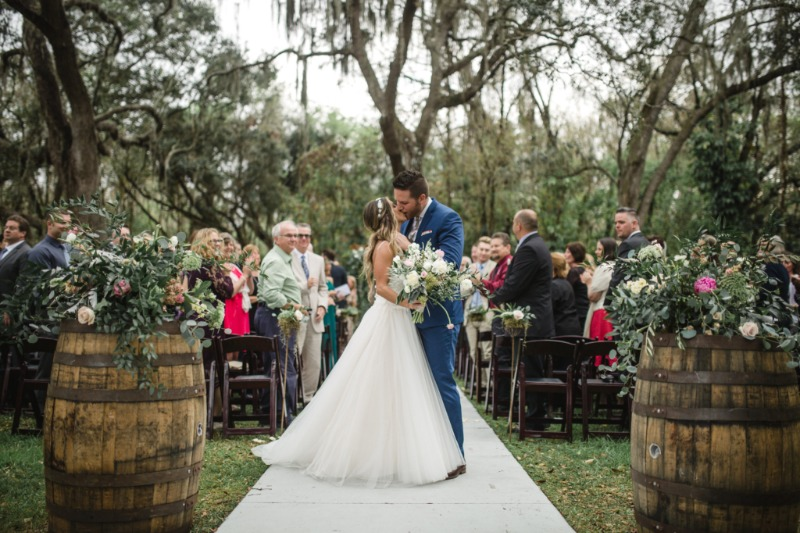 "Only at #BakersRanch you can have your #TuscanStyle Wedding on a ""Can't Fly to Italy"" Budget!"