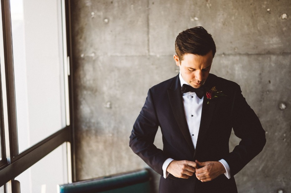 A Groom's Timeline to Personal Wedding Prep