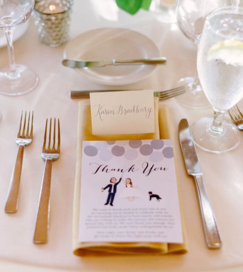 Work with Miss Design Berry to create the perfect details for your big day! Reach out today to create a custom package!