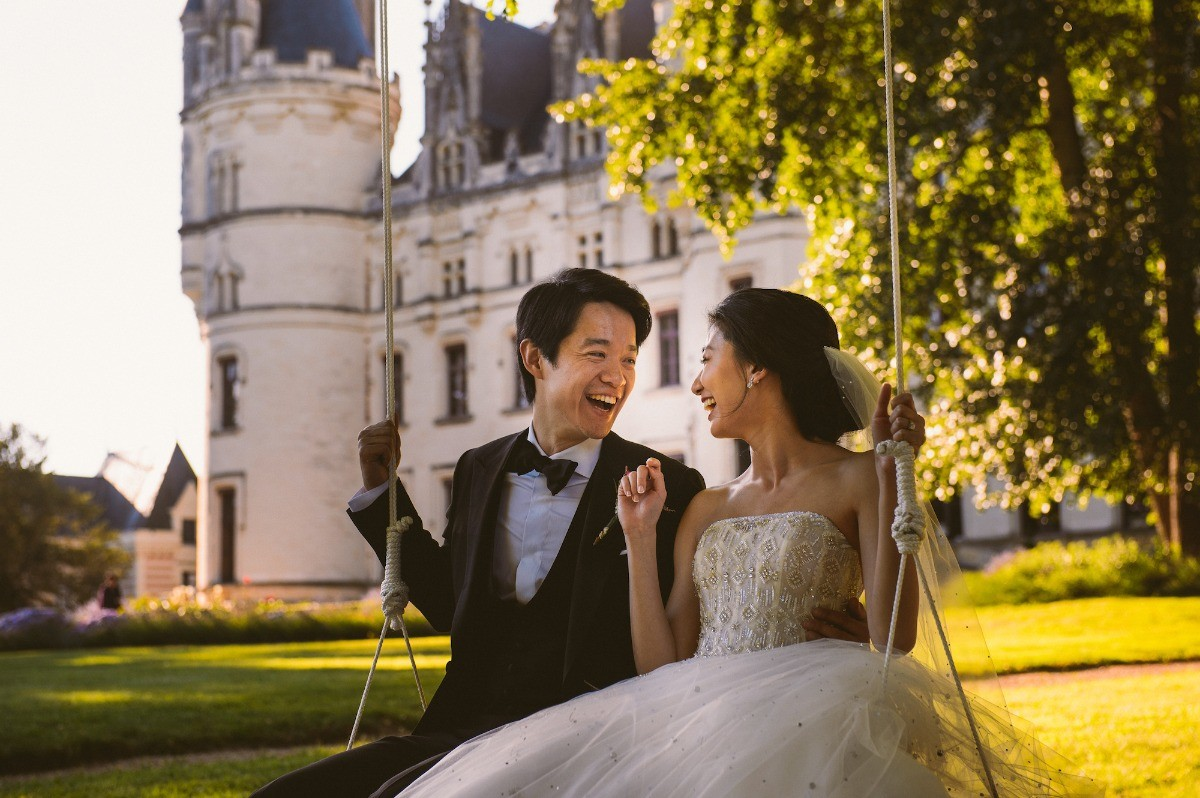 Chateau Challain Events