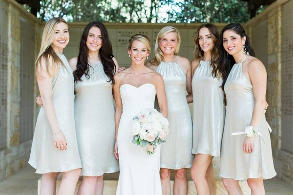 10 Bridesmaid Dresses for Every Girl in Your Gang