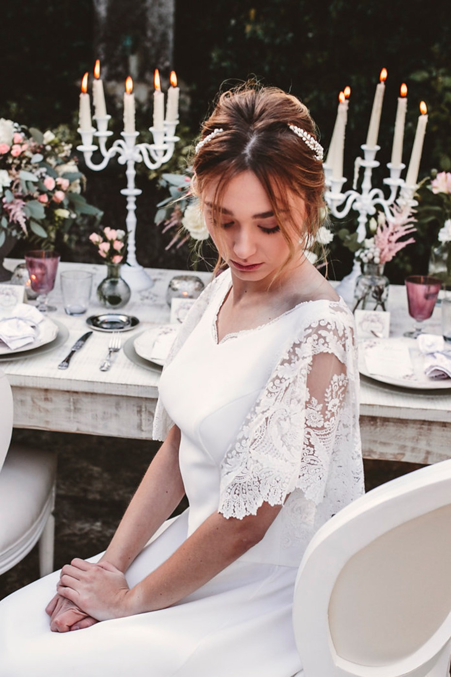 Gorgeous chic wedding inspiration