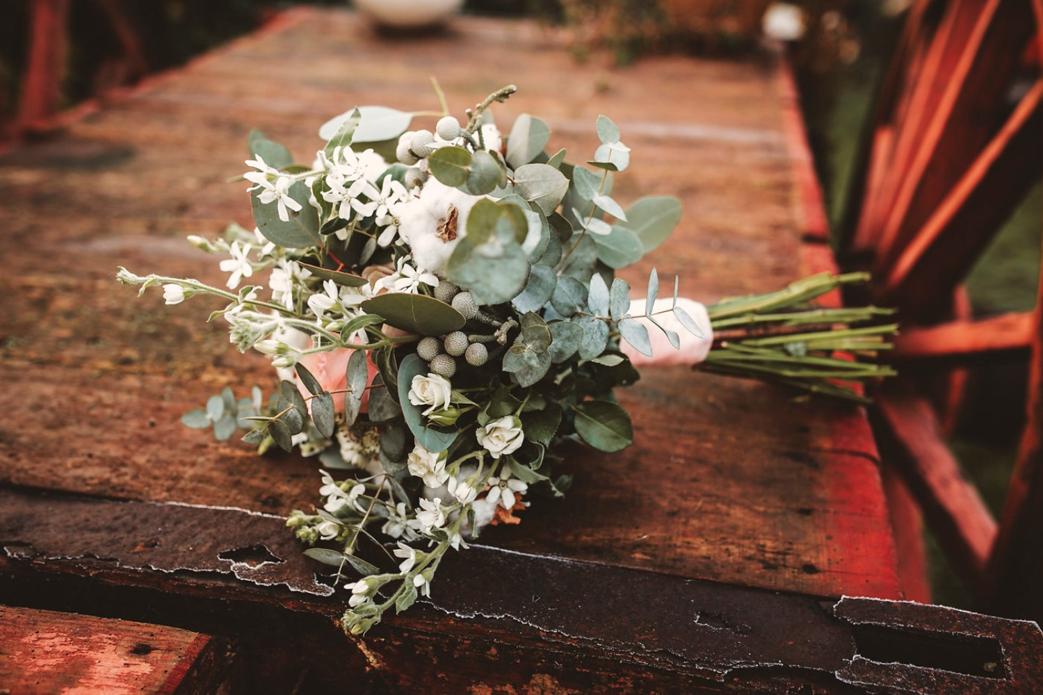 Romantic Vintage Garden Wedding Inspiration from Spain