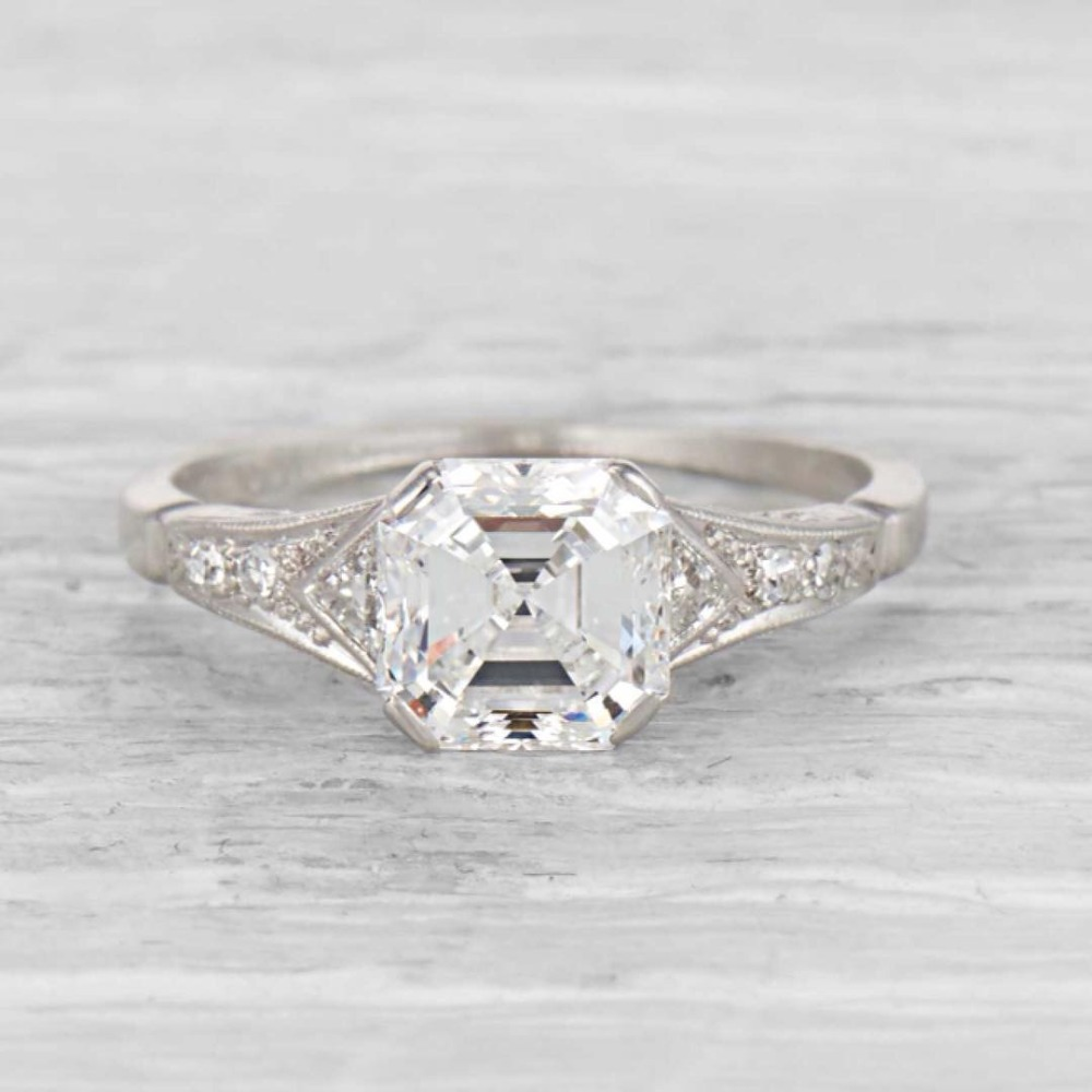Trending - 12 Art Deco Rings That Are Absolutely Gorgeous