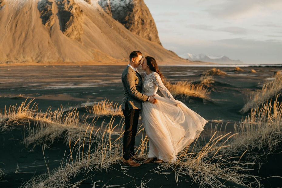 Get eloped in Iceland