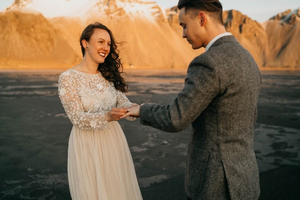 We Eloped To Iceland