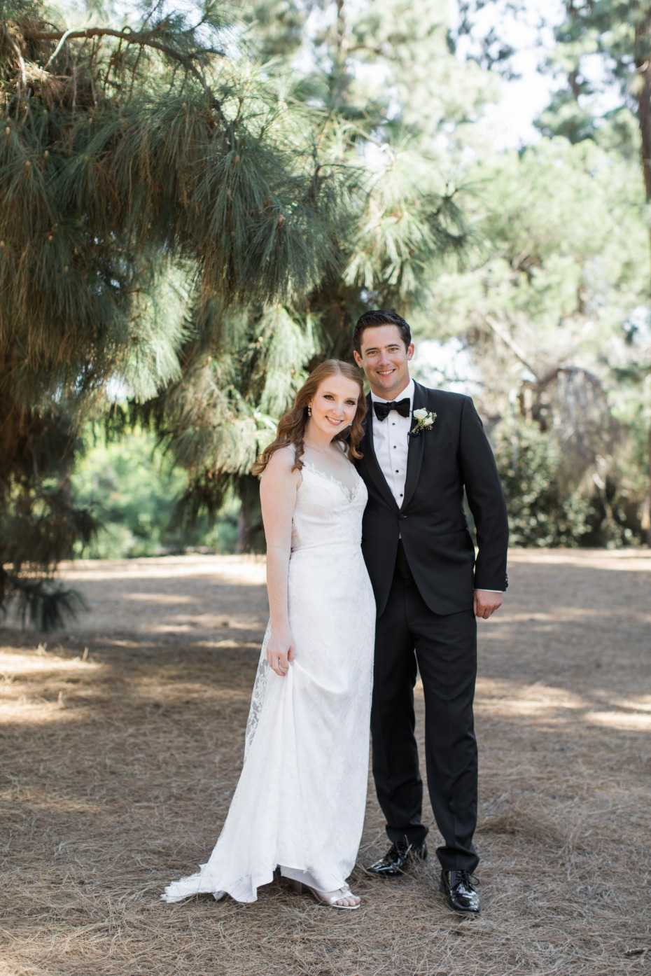 Elegant country club wedding in the heart of LA