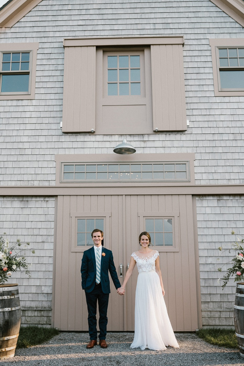 Beech Hill Barn wedding venue is Maine