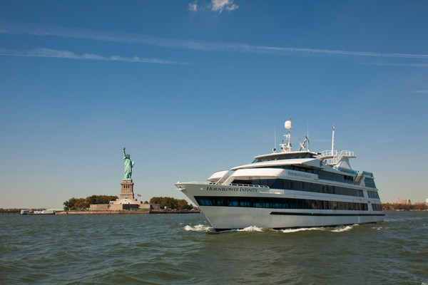 NYC is your Wedding Destination. A luxury yacht is your Venue