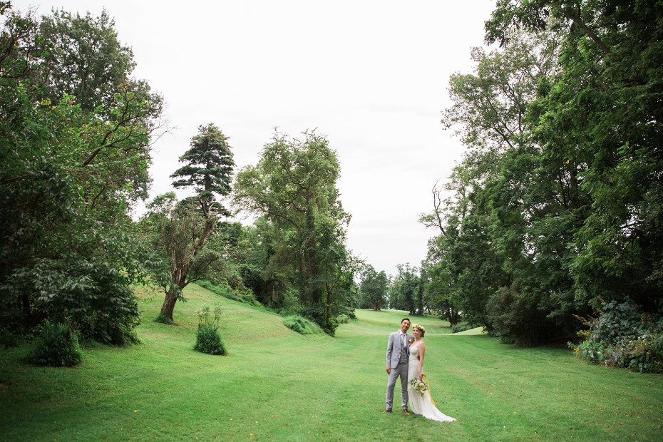 gorgeous wedding venue in New York State