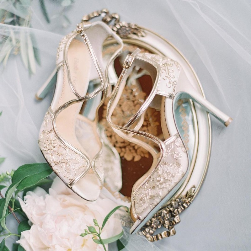 Romantic bridal & occasions shoes. Handmade and known for our penchant for details and founded for romance & beauty seekers