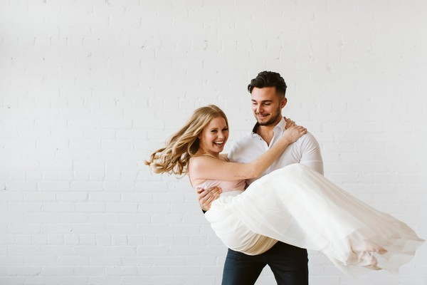 Sophisticated Urban Romance Wedding Inspiration in Toronto