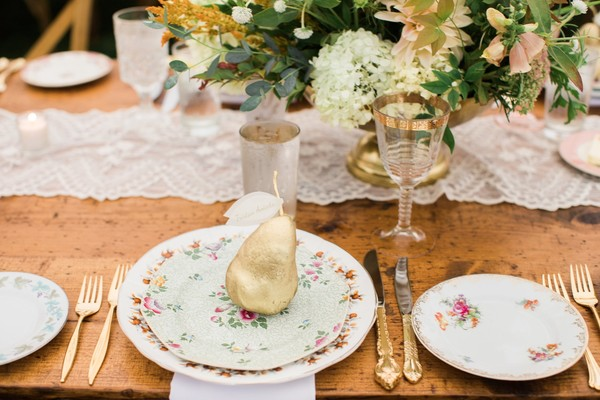 A Late Summer River Side Wedding In New York State