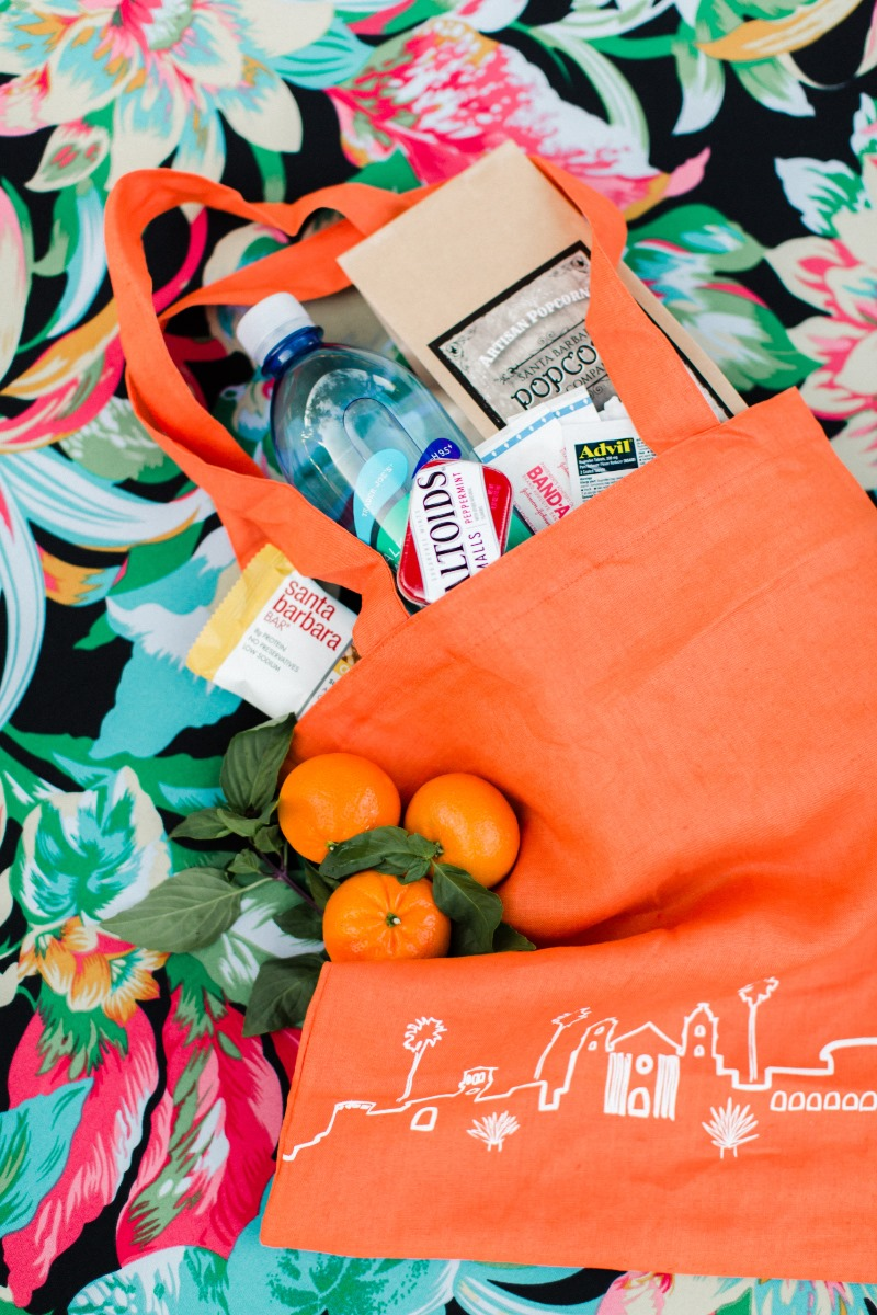 Out of town guests or a destination wedding? Up on the blog are the best ideas for what to include in a welcome bag. Show your guests
