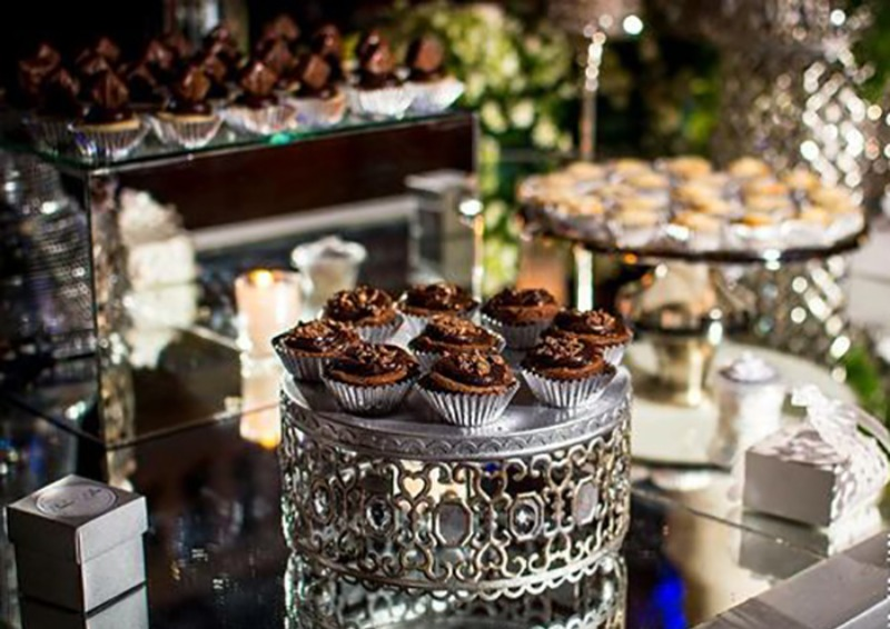 Opulent Treasures collection of cake stands, dessert stands, cupcake stands & more can help you to create a stunning DIY wedding