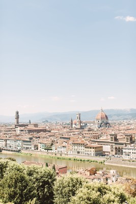 Romance Is Waiting For You In Florence Italy