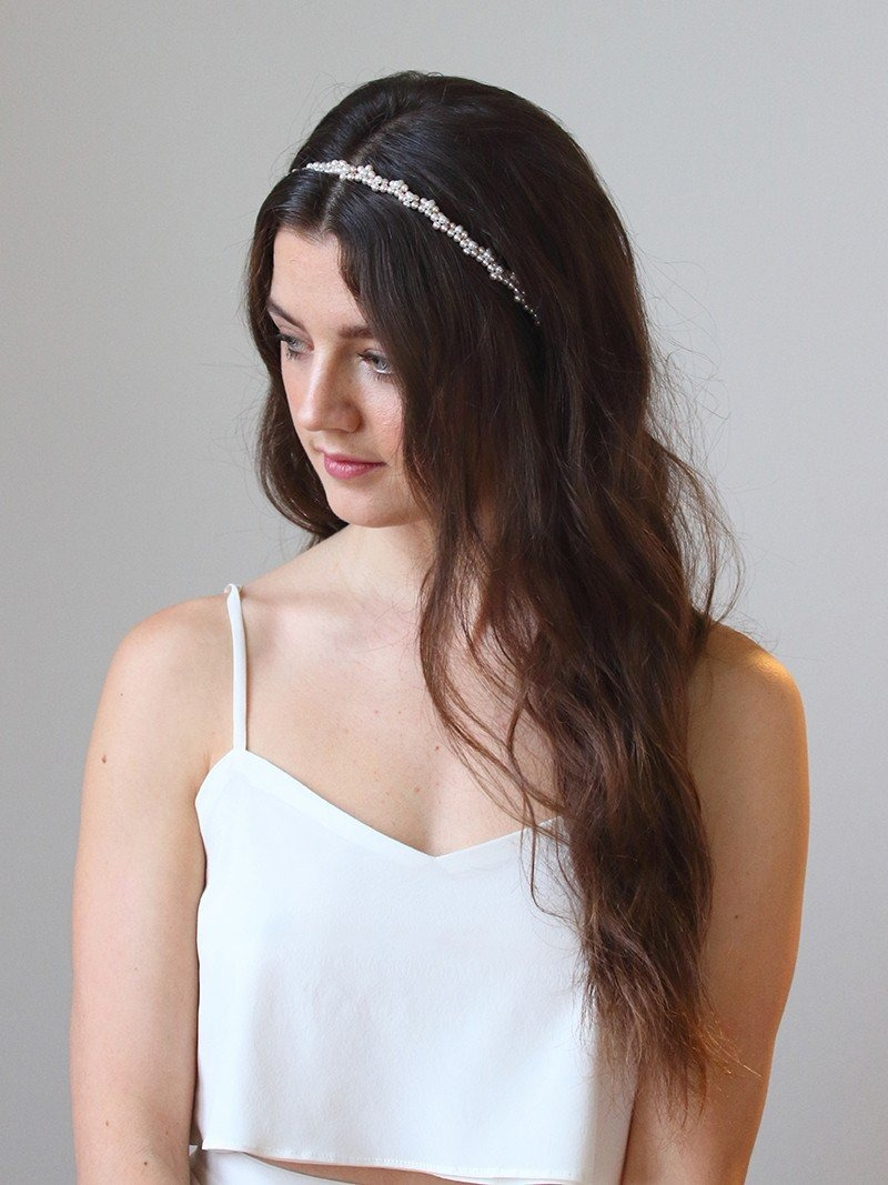 The Aisne Headband, part of the brand new Summer 2018 collection!
