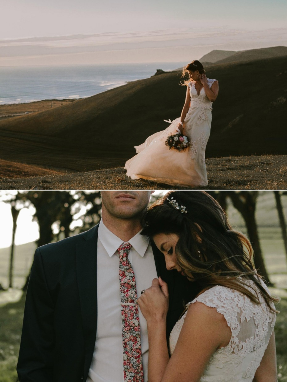 long lace wedding dress for $95