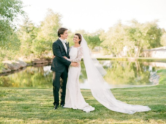 A Formal Wedding at Crooked Willow Farms