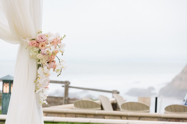 Luxury Ritz Carlton Half Moon Bay Wedding