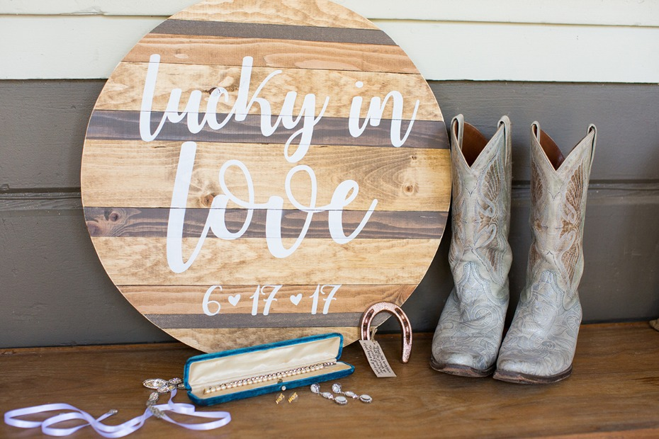 boots for the bride