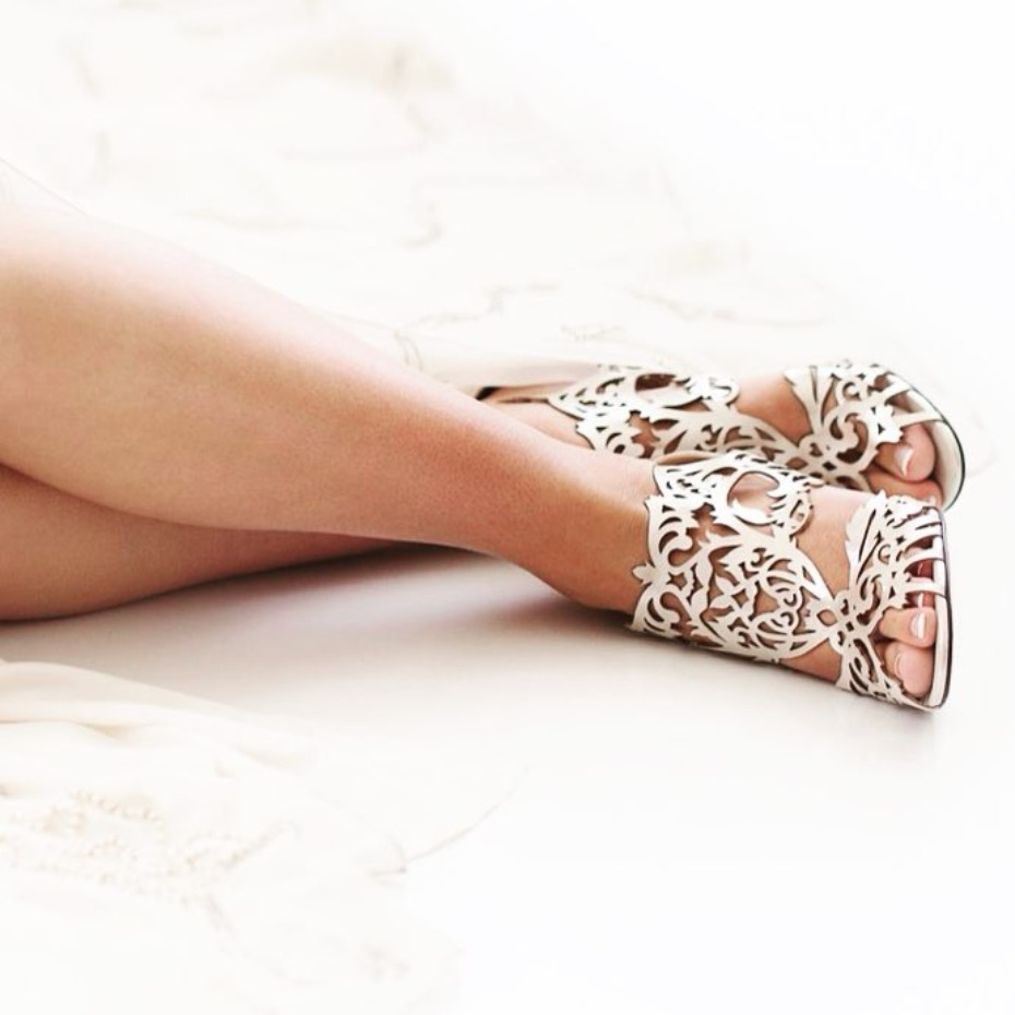 boho-chic shoes from Marcela