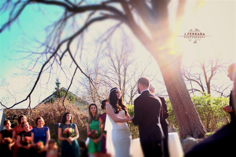 Katie and Mike's elegant spring wedding at FEAST at Round Hill, Hudson Valley wedding venue. See the photos, visit our website! https
