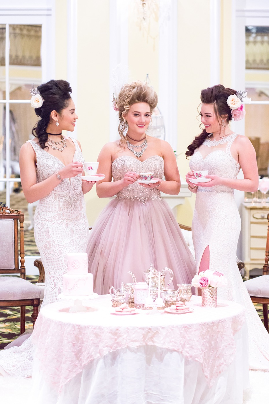 Marie Antoinette wedding ideas