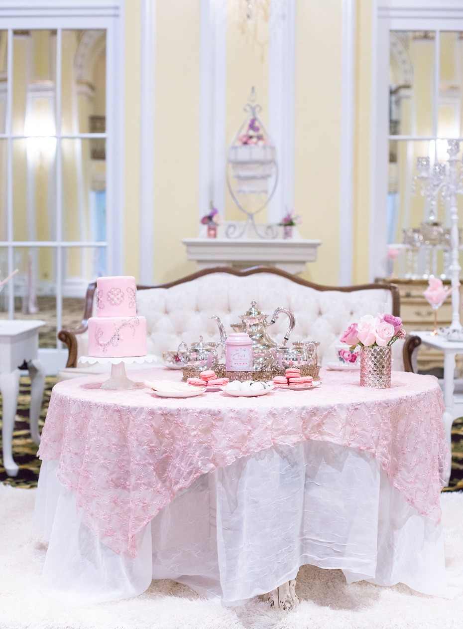 pink and french style wedding ideas