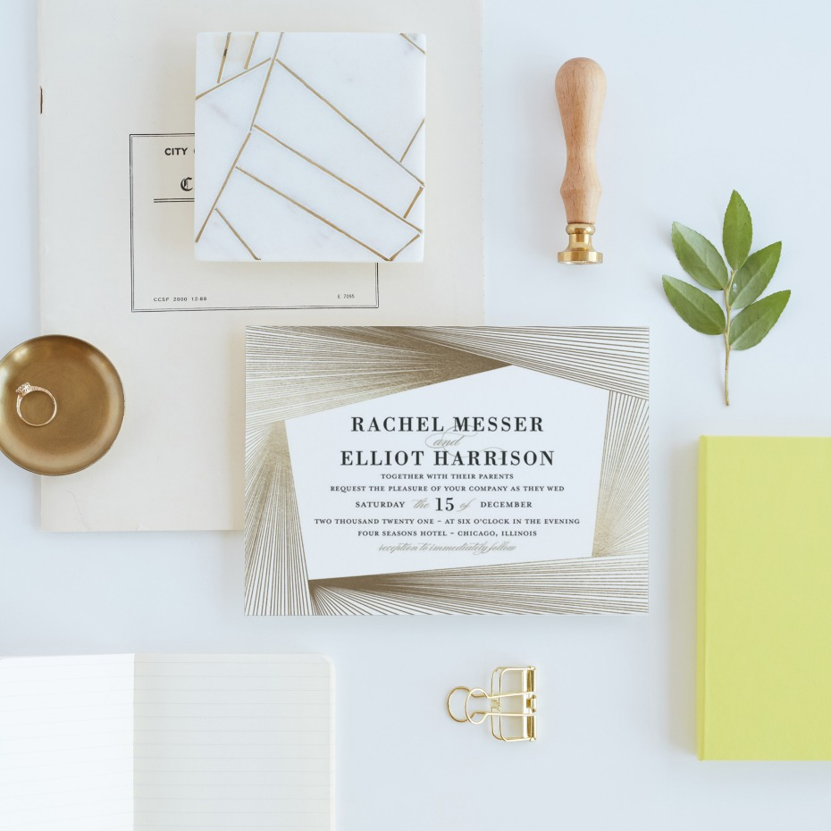 2018 Couples! Minted Has New Wedding Invitations Just For You