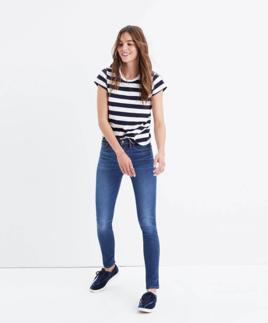 jeans for tall girls