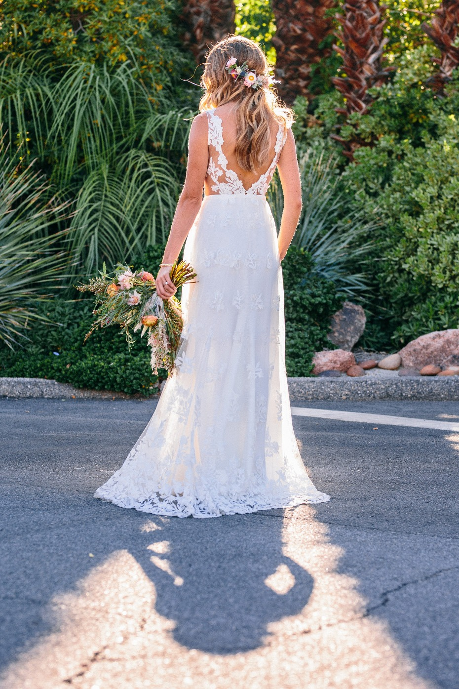 Rime Arodaky wedding dress