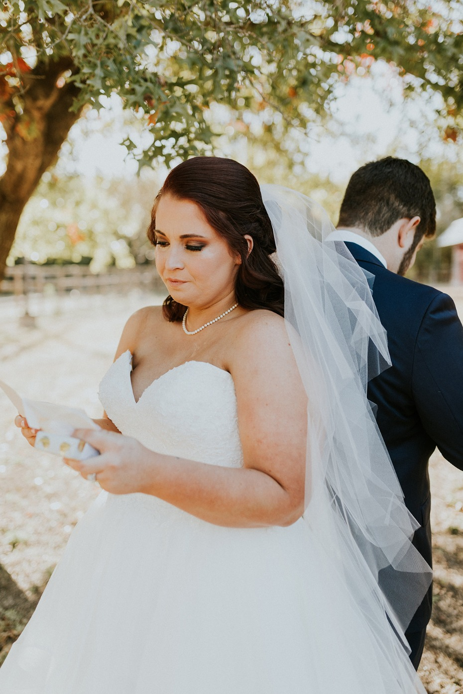 trading wedding day notes